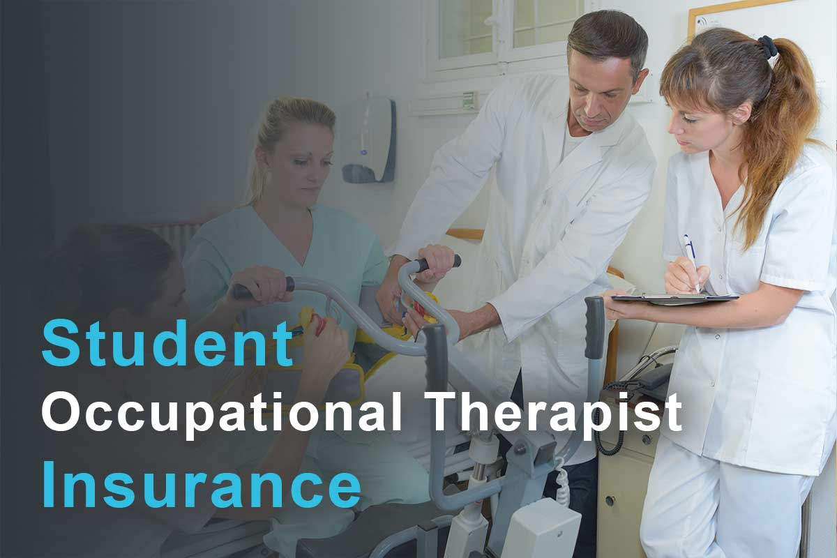 Student occupational therapist insurance